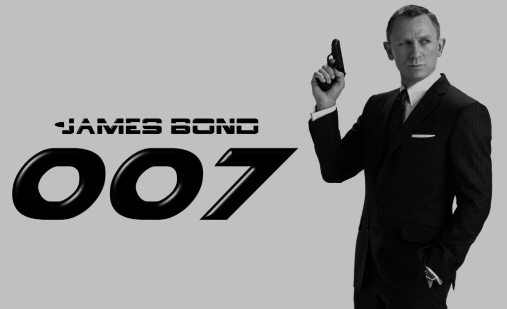 A picture of james bond to better answer Is James Bond Dead?
